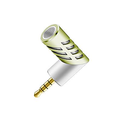 NO Langallinen Karaoke-mikrofoni 3,5mm Vihreä