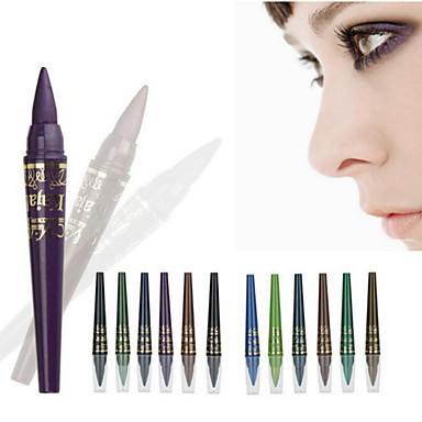 6 kolorów / 1set profesjonalny cień do powiek makijaż m.n ołówek zestaw wodoodporny eyeliner gel długopis ołówek koralik światło podkreśla