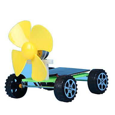 Aurinkoenergialla toimivat lelut Lelut Aurikoladattava Sähköinen ABS Poikien Pieces