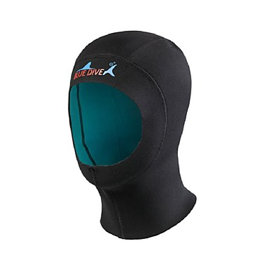 BlueDive® DZIECIĘCE Uniseks 1mm Kaptury nurkowe Keep Warm Quick Dry Bezszwowy Filtr przeciwsłoneczny Nylon Neoprene Skafander nurkowy