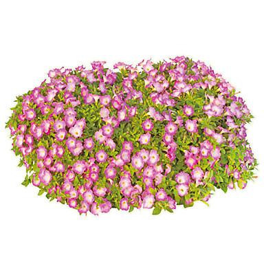 Moda Wzory roślinne 3D Naklejki Naklejki ścienne lotnicze Naklejki ścienne 3D Dekoracyjne naklejki ścienne, Papierowy Dekoracja domowa