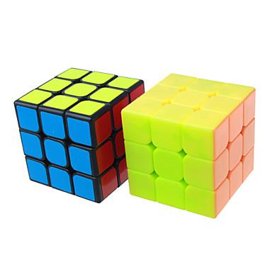Rubikin kuutio YongJun 3*3*3 Tasainen nopeus Cube Rubikin kuutio Puzzle Cube Uusi vuosi Lasten päivä Lahja