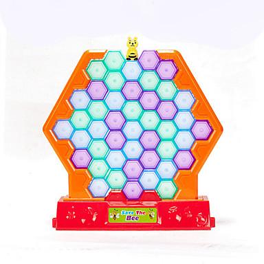 Masa oyunu Oyunlar ve Yapbozlar Kare Penguen ABS Sarı