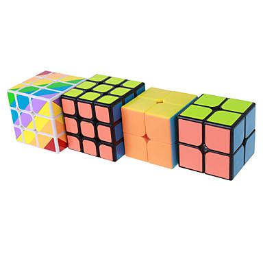 Rubikin kuutio Tasainen nopeus Cube 2*2*2 3*3*3 Rubikin kuutio Uusi vuosi Joulu Lasten päivä Lahja