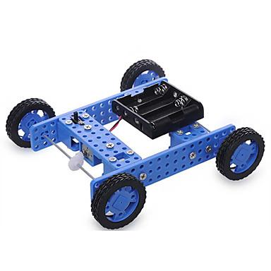rák királyság diy technológia termelési modellt kézzel - összeszerelt játékok gumi kerekek két hajtású autó nem. 32
