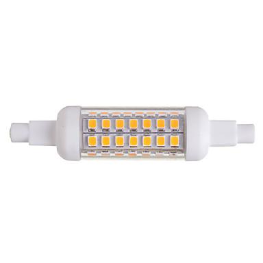 R7S Becuri LED Bi-pin T 58 LED-uri SMD 2835 Decorativ Alb Cald Alb Rece 2800-3200/6000-6500lm 2800-3200K/6000-6500K
