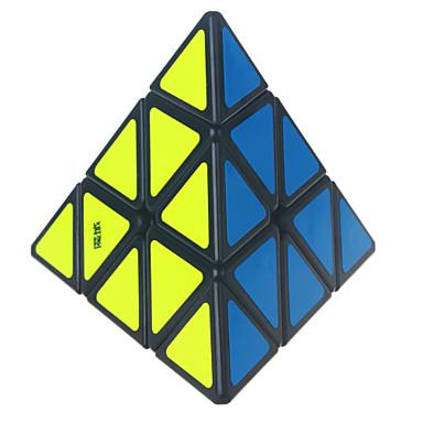 مكعب روبيك YONG JUN Pyramid 3*3*3 السلس مكعب سرعة مكعبات سحرية لغز مكعب هدية كلاسيكي & خالد فتيات