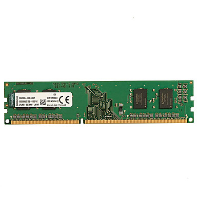 Kingston RAM 2 GB DDR3 1333MHz Pamięć Pulpit