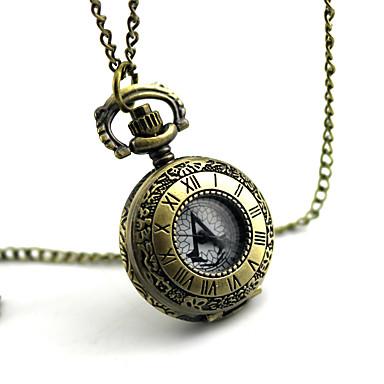 Zegar/zegarek Zainspirowany przez Zabójca Connor Anime Akcesoria do Cosplay Zegar/zegarek Łańcuszek do kluczy Stop Męskie