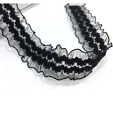 Dantelă Coliere Choker - Dantelă Design Unic Stil Tatuaj De Bază Coliere Pentru Nuntă Petrecere Ocazie specială Zi de Naștere Logodnă