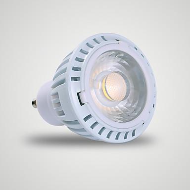 GU10 LED Σποτάκια MR16 1 COB 520 lm Θερμό Λευκό 3000 κ AC 110-130 V