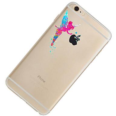 iPhone Plus iPhone Fantasia 8 per sottile Per TPU iPhone Apple iPhone iPhone 6 7 Sexy 8 Plus Morbido 7 Per Custodia disegno Ultra retro 05556846 0aqPAA