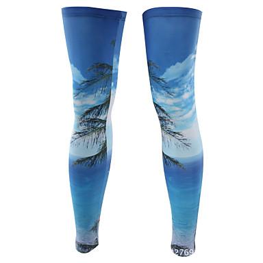 XINTOWN Erkek Kadın's Unisex Bahar Yaz Kış Sonbahar bacak Isıtıcıları Hızlı Kuruma Ultravioleye Karşı Dayanıklı Yalıtımlı Anti Radyasyon