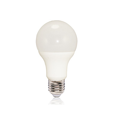 E26/E27 LED-pallolamput A70 15 ledit SMD 2835 Lämmin valkoinen 980lm 2700
