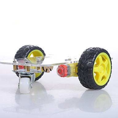 rák királyság modell összeszerelése kocsi beállítása kézzel készített tt motor görgő autó alváz szett