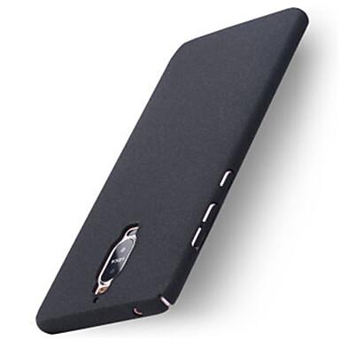 Για Ανθεκτική σε πτώσεις Εξαιρετικά λεπτή Παγωμένη tok Πίσω Κάλυμμα tok Μονόχρωμη Σκληρή PC για Huawei Huawei Mate 9 Pro