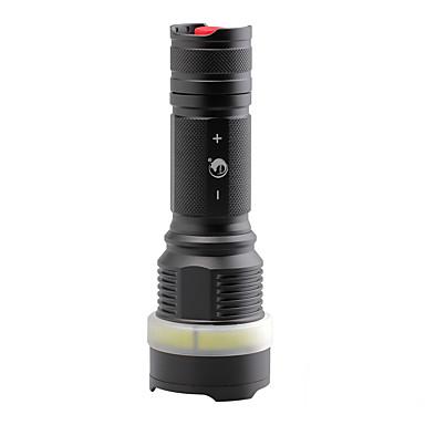 U'King Lanterne LED LED 2000 lm Mod Cree XM-L T6 Camping/Cățărare/Speologie Utilizare Zilnică Voiaj Exterior