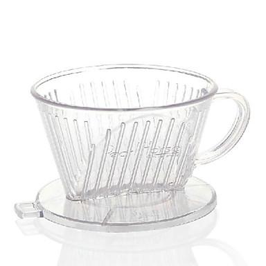 ml Acrilic Filtru de Cafea . 4 căni cafea prin picurare creator Reutilizabil Manual