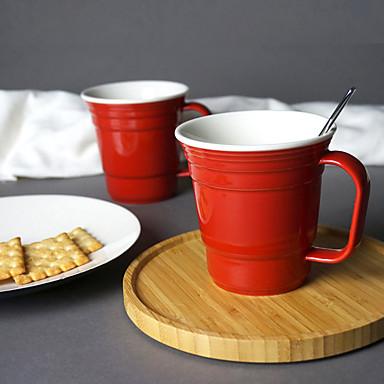 Szklanki, 400 Ceramiczny Odsłonięte Woda Kubki do kawy