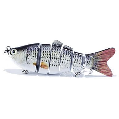 1pcs جهاز كمبيوتر شخصى (المنوة) سمك اوروبي / خدع الصيد (المنوة) سمك اوروبي بلاستيك الصيد العام