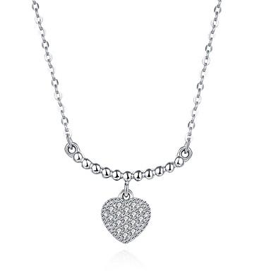 Naisten Geometric Shape epäsäännöllinen Heart Yksilöllinen Geometrinen Uniikki Roikkuva Tupsu Vintage Tekojalokivi Boheemi Perus Heart