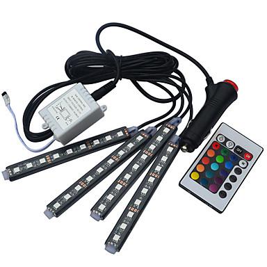 billige Bil Indvendige Lys-JIAWEN Bil Elpærer SMD 5050 LED Indvendige Lights Til