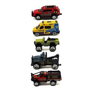 سيارة سباق لعبة الشاحنات ومركبات البناء لعبة سيارات Playsets السيارة سيارات الصب 1:64 بلاستيك 1pcs صبيان للأطفال ألعاب هدية