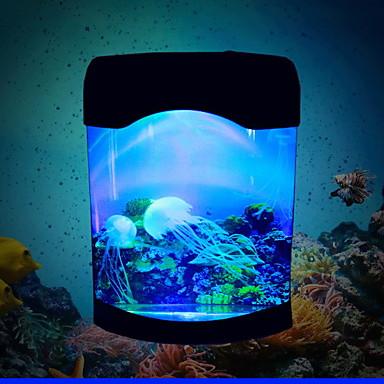 أحواض السمك الصغيرة الخلفيات اصطناعي بلاستيك