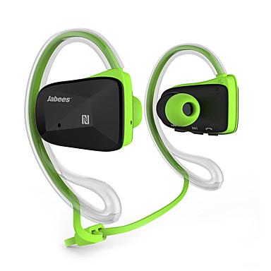 BT4.0 في الاذن لاسلكي Headphones ديناميكي بلاستيك الرياضة واللياقة البدنية سماعة HIFI مع التحكم في مستوى الصوت مع ميكريفون سماعة
