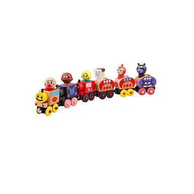 Samochodziki do zabawy Kukiełki Zabawki Pociąg Zabawki Magnetyczne Zabawne Tren Plastikowy Kreskówka 1 Sztuk Dla chłopców Dla dziewczynek