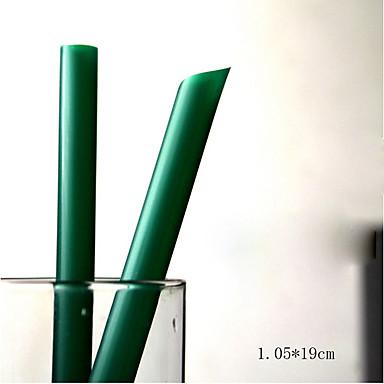 Värillinen Juhla Juomalasit, # ml Kertakäyttöinen Muovi Mehu hiilihappojuomalla Pillit