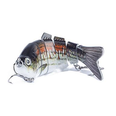 1 szt Ogólna nazwa kilku drobnych ryb Návnady Błystki g / Uncja mm cal, Plastikowy General Fishing