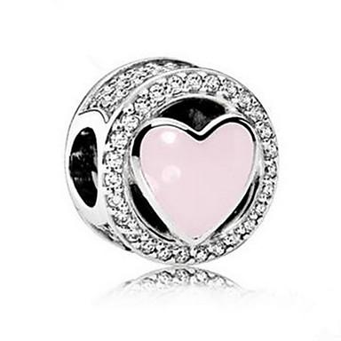أساور السلسلة والوصلة حب الطبيعة المجوهرات الفاخرة فضة الاسترليني كريستال زركون مكعبات زركونيا تقليد الماس مجوهرات مجوهرات من أجلعيد