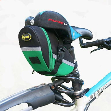 B-SOUL® Geantă Motor OtherLGenți Scaun Bicicletă Purtabil Geantă Biciletă Oxford Canava Geantă Ciclism Ciclism 20*8*6