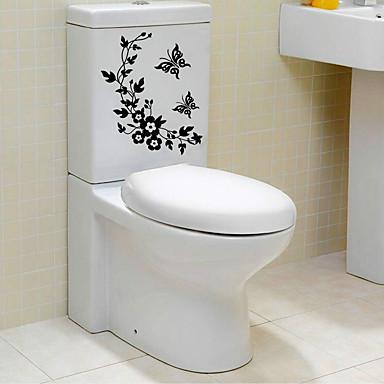 Streszczenie Rysunek Naklejki Naklejki ścienne lotnicze Dekoracyjne naklejki ścienne Naklejki toaleta, Papierowy Dekoracja domowa Naklejka