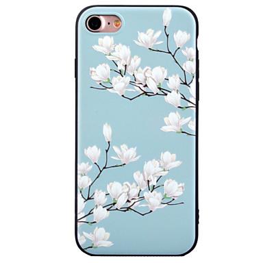 إلى نموذج غطاء غطاء خلفي غطاء زهور ناعم TPU إلى Apple فون 7 زائد فون 7 iPhone 6s Plus/6 Plus iPhone 6s/6