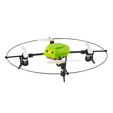 Dron Helic Max 4 Kalały Oś 6 2,4G - Zdalnie sterowany quadrocopterOświetlenie LED Możliwośc Wykonania Obrotu O 360 Stopni Lot Do Góry