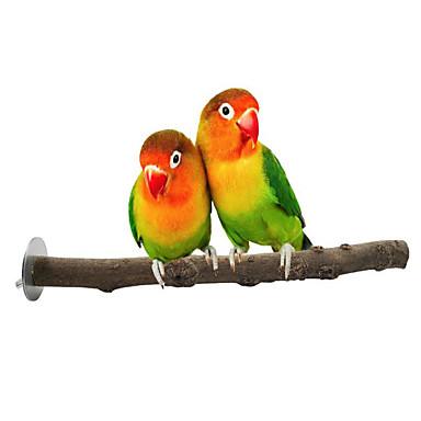 Pasăre Stinghii & scări Lemn