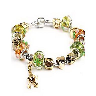 Bransoletki i łańcuszki na rękę Natura Kryształ Stop Inne Biżuteria Impreza Urodziny