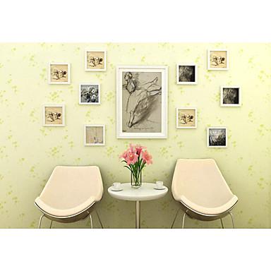 Vapaa-aika Wall Tarrat Lentokone-seinätarrat Koriste-seinätarrat,Paperi materiaali Kodinsisustus Seinätarra