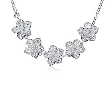 Dame Floare Personalizat Floral Γεωμετρικά Design Unic Stil Atârnat Vintage Boem Iubire Prietenie Cute Stil Euramerican stil minimalist