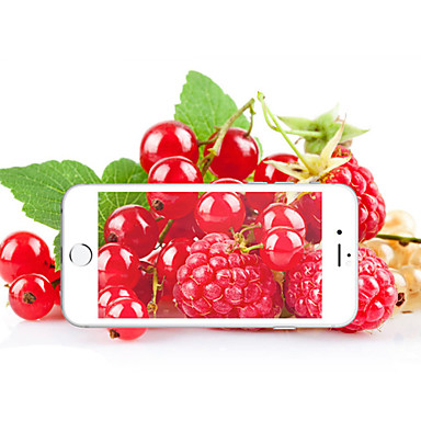 حامي الشاشة Apple إلى ايفون 6s iPhone 6 زجاج مقسي 1 قطعة حامي كامل للجسم نحيل جداً 2.5Dحافة منعظفة 9Hقسوة