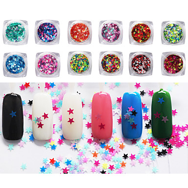 12PCS Nail Art decorare stras Perle machiaj cosmetice Nail Art Design