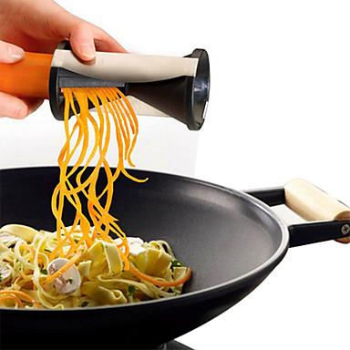 Εργαλεία κουζίνας Πλαστική ύλη Δημιουργική Κουζίνα Gadget Αποφλοιωτή & τρίφτης για λαχανικών 1pc