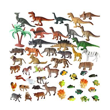 Ejderhalar ve Dinozorlar Modely Oyuncaklar Dinozor Figürleri Velociraptor Jura Dinozoru Triceratops Tyrannosaurus Rex Plastik Çocuklar
