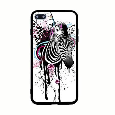 Varten Kuvio Etui Takakuori Etui Eläin Kova Akryyli varten AppleiPhone 7 Plus iPhone 7 iPhone 6s Plus iPhone 6 Plus iPhone 6s iPhone 6