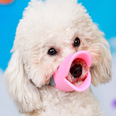 قط كلب التدريب مكافحة النباح ناعم سهلة الاستخدام