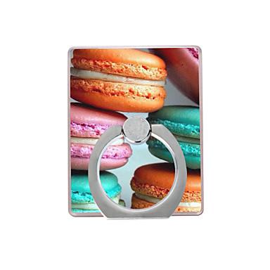 macaron model de plastic inel de susținere / 360 de rotație pentru telefonul mobil iphone 8 7 samsung galaxy s8 s7
