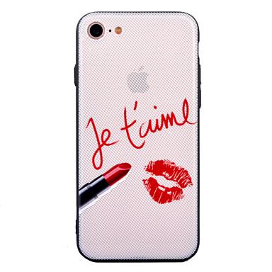 Varten Kuvio Etui Takakuori Etui Seksikäs nainen Kova Akryyli varten Apple iPhone 7 Plus iPhone 7 iPhone 6s Plus/6 Plus iPhone 6s/6