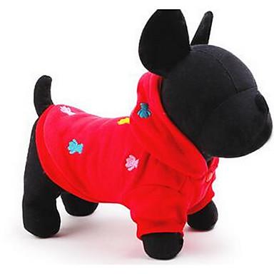 كلب المعاطف ملابس الكلاب كاجوال/يومي الرياضات متين أزرق داكن رمادي أصفر أحمر